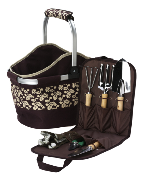 Chic stylish christmas gift discerning gardener for her for Gardening tools gift set