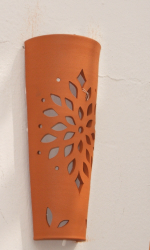 Wall Planter long